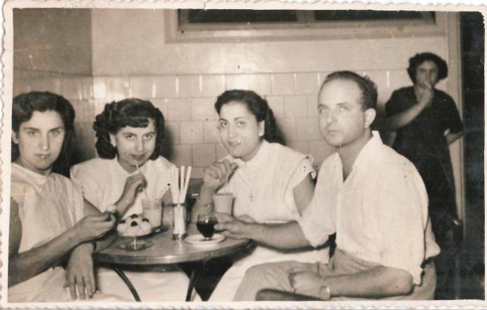 Anys 40, Botiga Ronda Sant Pau 3, Barcelona www.sirvent1926.com
